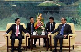 Việt Nam - Trung Quốc: Nhất trí xử lý thỏa đáng bất đồng, góp phần giữ gìn ổn định trên Biển Đông