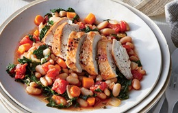 """Ăn 3 tách đậu mỗi tuần, đẩy lùi cao huyết áp và cholesterol """"xấu"""""""