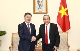 Thúc đẩy hợp tác quốc phòng Việt Nam - Mông Cổ