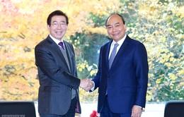Chính phủ luôn tạo điều kiện cho cộng đồng người Hàn Quốc sinh sống và làm việc tại Việt Nam