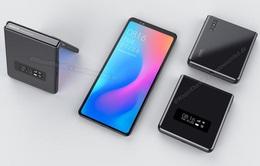 """Hình ảnh hé lộ về điện thoại gập được """"siêu độc"""" của Xiaomi"""