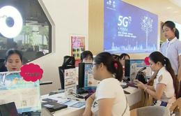 Lượng thuê bao đăng ký sử dụng mạng di động 5G ở Trung Quốc tăng nhanh