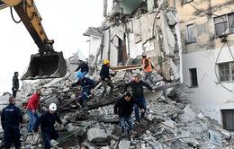 Việt Nam gửi điện thăm hỏi Albania sau trận động đất lớn nhất 30 năm qua