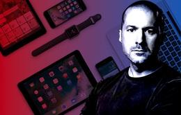 Thiên tài thiết kế Jony Ive chính thức rời Apple