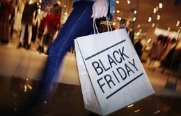Nhộn nhịp thị trường mua sắm trực tuyến trước ngày Black Friday