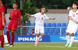 SEA Games 30: Thắng đậm Indonesia, tuyển nữ Việt Nam vào bán kết