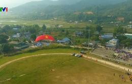 Khai mạc Giải dù lượn quốc tế mở rộng Putaleng 2019