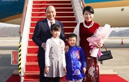 4 điểm nổi bật trong chuyến thăm Hàn Quốc đầu tiên của Thủ tướng Nguyễn Xuân Phúc
