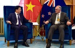 Phó Thủ tướng Trịnh Đình Dũng thăm và làm việc tại New Zealand