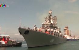 Tập trận hàng hải đa quốc gia tại Nam Phi