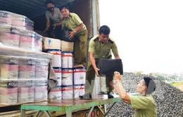 Phát hiện hơn 3.000 chai rượu ngoại nhập lậu tại Quảng Bình