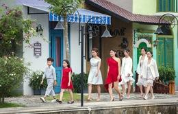 Tuần lễ Thời trang Trẻ em Việt Nam: Tình mẫu tử lên ngôi