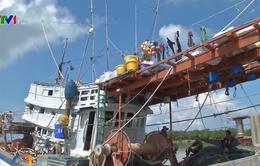 Một ngư dân Kiên Giang bị bắn chết trên biển