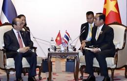 """""""Việt Nam mong muốn thúc đẩy quan hệ đối tác chiến lược đi vào chiều sâu với Thái Lan"""""""