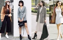 5 phong cách phối đồ với chiếc áo blazer