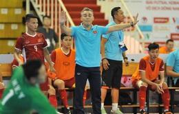 CHÍNH THỨC: HLV Miguel Rodrigo chia tay ĐT futsal Việt Nam