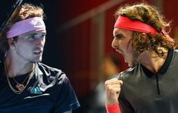 """Roger Federer đưa Tsitsipas,  Zverev vào """"danh sách đen"""""""