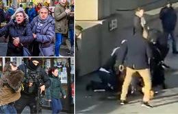 Vụ tấn công bằng dao trên cầu London, Anh là một vụ khủng bố