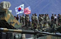 Mỹ và Hàn Quốc nối lại đối thoại chia sẻ chi phí quân sự sau đổ vỡ