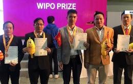 Việt Nam giành Huy chương Vàng tại hội chợ sáng chế khoa học công nghệ