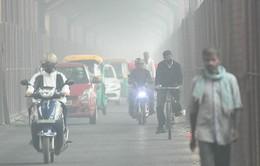 Ô nhiễm không khí mức kỷ lục, các chuyến bay tới New Delhi (Ấn Độ) phải đổi hướng