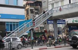 Hà Nội đầu tư xây dựng 4 cầu vượt cho người đi bộ