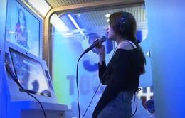 Thu hút khách hàng qua trải nghiệm các buồng karaoke mini