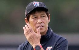 """HLV Nishino của ĐT Thái Lan lạc quan trước chuyến làm khách ở """"chảo lửa"""" Bukit Jalil"""