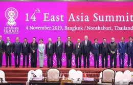 Hội nghị Cấp cao Đông Á kêu gọi không làm phức tạp tình hình Biển Đông