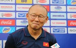 HLV Park Hang Seo: Giành giải HLV xuất sắc nhất Đông Nam Á cũng không quá quan trọng