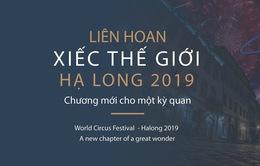 """Liên hoan Xiếc thế giới - Hạ Long 2019: """"Chương mới cho một kỳ quan"""""""