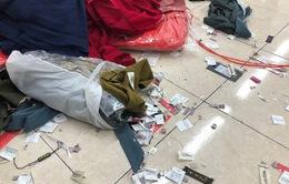Hà Nội: Tạm giữ hàng chục nghìn sản phẩm quần áo giả xuất xứ Việt Nam