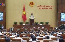 Quốc hội tiếp tục thảo luận về các báo cáo phòng chống tội phạm