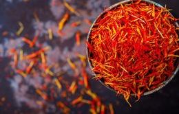 Kết hợp Saffron trong việc chống bệnh trầm cảm