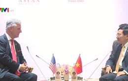 Tăng cường hơn nữa quan hệ Việt Nam - Hoa Kỳ