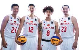 SEA Games 30: Đội tuyển bóng rổ 3x3 Việt Nam sẽ thi đấu tập huấn tại Indonesia