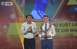 Quang Hải giành danh hiệu Cầu thủ xuất sắc nhất V.League 2019
