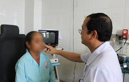 Cứu thị lực mắt cho bệnh nhân bị biến chứng u nhầy xoang sàng