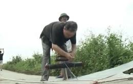 Làng diều sáo ở Hải Phòng