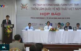 500 gian hàng tham gia Triển lãm Nội thất quốc tế Việt Nam 2019