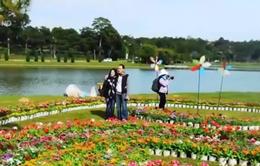 Chi hơn 6 tỷ đồng chỉnh trang đô thị phục vụ Festival Hoa Đà Lạt 2019
