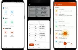 """Ứng dụng Office """"3 trong 1"""" đã có mặt trên Android và iOS"""