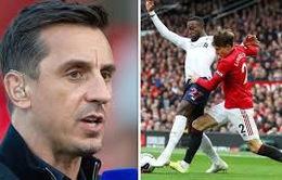 Gary Neville ủng hộ VAR tiếp tục xuất hiện tại giải ngoại hạng Anh