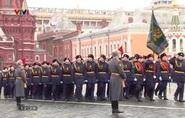 Nga tổng duyệt lễ kỷ niệm cuộc duyệt binh lịch sử 1941
