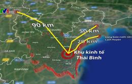 Công bố quy hoạch chung Khu kinh tế Thái Bình