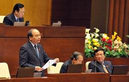 Quốc hội dành 3 ngày chất vấn và trả lời chất vấn