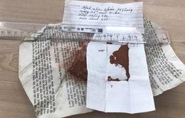 Bé 14 tháng suy gan cấp do ngộ độc chì có trong thuốc cam