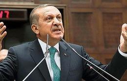 Thổ Nhĩ Kỳ cáo buộc người Kurd vẫn chưa thực hiện cam kết rút quân