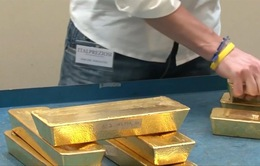 Nhu cầu vàng của Ấn Độ giảm xuống mức thấp nhất trong 3 năm qua