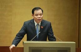 """Bộ trưởng Nguyễn Xuân Cường: """"Đường ra biển lại đi hỏi ông Bộ Nông nghiệp?"""""""